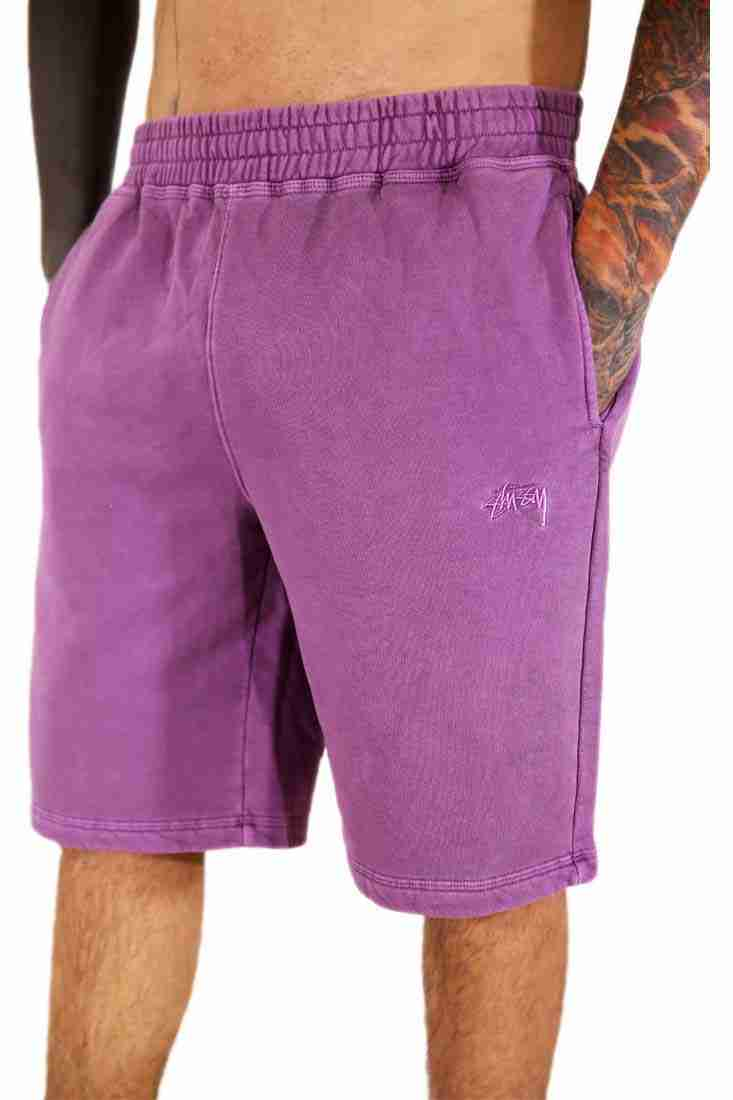 Stussy Short Training Stock Fleece Short