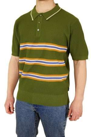 Montego Stripe Polo