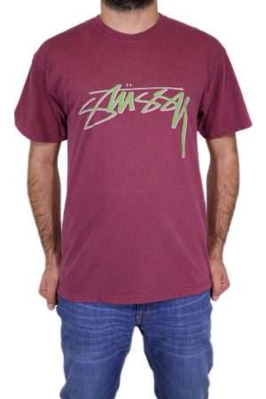 Stussy Smooth Stock Pigment Dyed