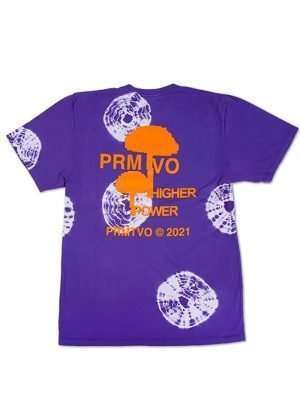 PRMTVO Higher Power PRMTVOshroom  S/S – Tee Shirt