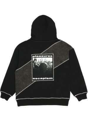 Pleasures COLLAPSE HOODY