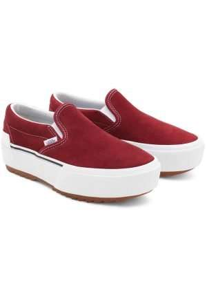 Vans Classic Slip-On Stacked Suede