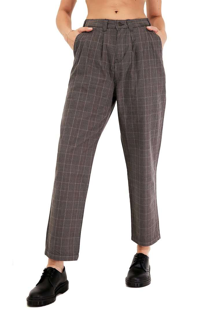 Dickies Damen Stoffhose Irvington Cropped Tapered Leg