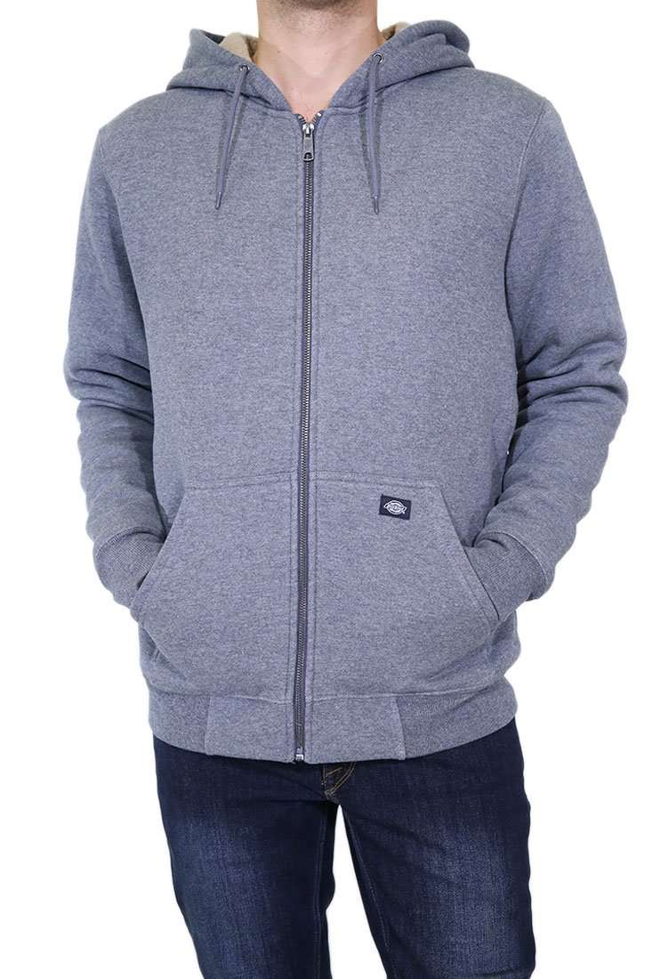 Dickies Zip Hood Frenchburg Sherpa