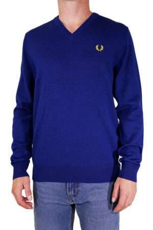Fred Perry Strickpullover K7600 Merino V Neck