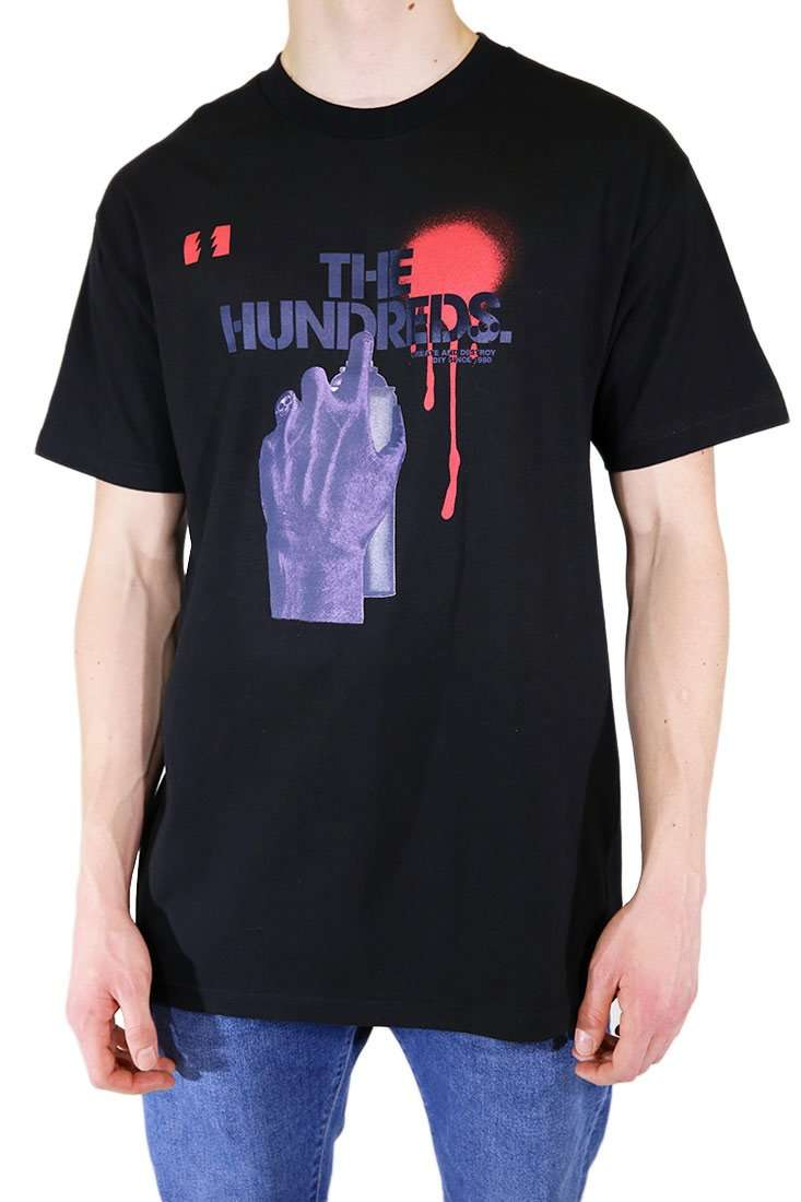 The Hundreds T Shirt Sunset