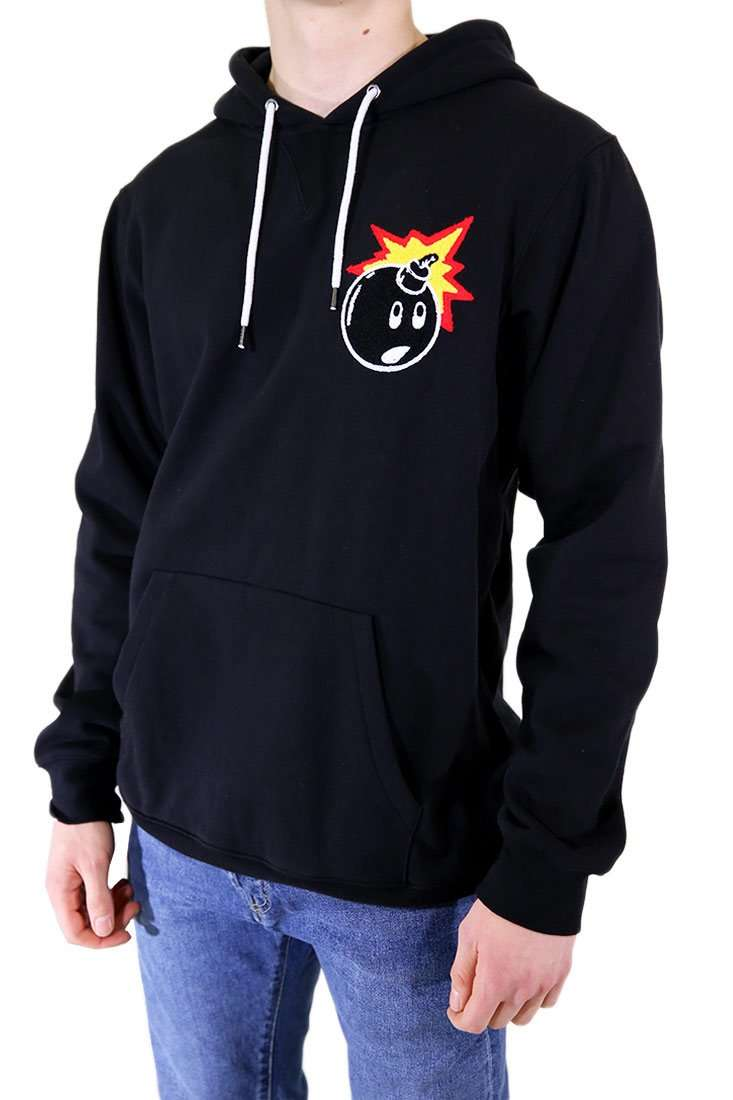 The Hundreds Hooded Sweater Switchback