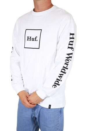Huf Langarm T Shirt Domestic