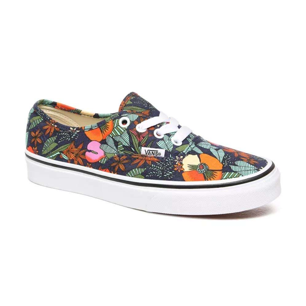Vans Damen Classic Sneaker Authentic Multi Tropic