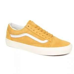 Vans Old Skool Pig Suede Honey